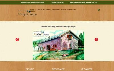Rifugio Malga Campo