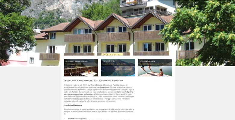 Residence Palafitte Molina Ledro